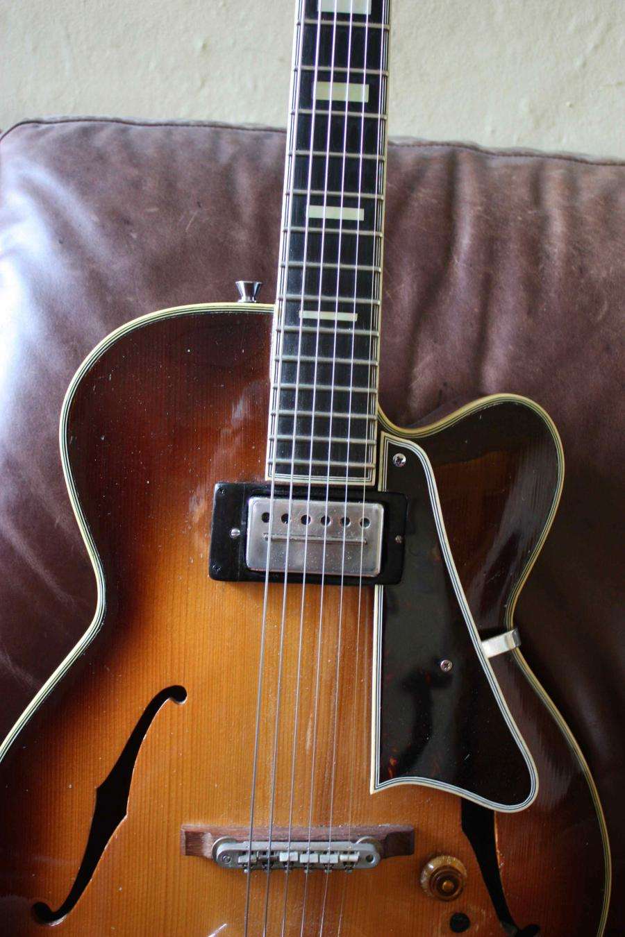 Charlie Christian Pickups And Other Cc Style Pups Pics Please Single Coil 2 Volume Pots No Switch Telecaster Guitar Forum Attachment 20331