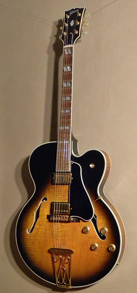 anyone ever play an early 39 90s gibson es 350t. Black Bedroom Furniture Sets. Home Design Ideas