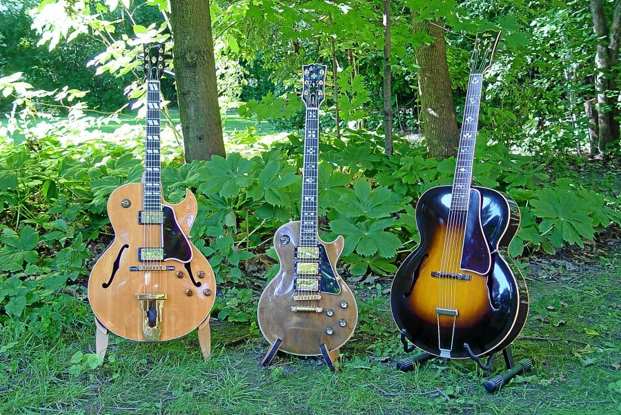 Gibson L-4 CES Owners-three-gib-guitrs-jpg