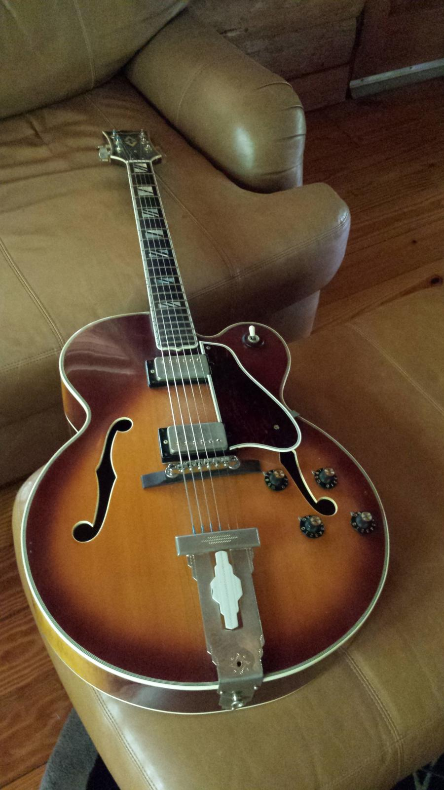 what is the best ibanez jazz guitar page 2. Black Bedroom Furniture Sets. Home Design Ideas