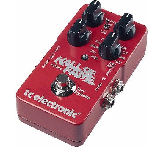 TC Electronics Hall Of Fame Reverb Pedal-download-png