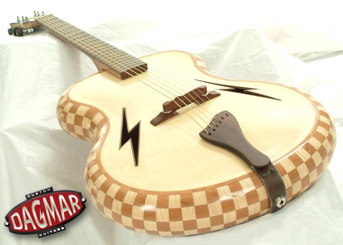 wooden vs metal tailpiece-dagmar-guitar-jpg