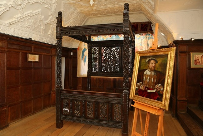 D'Angelico Excel-royal-bed-jpg
