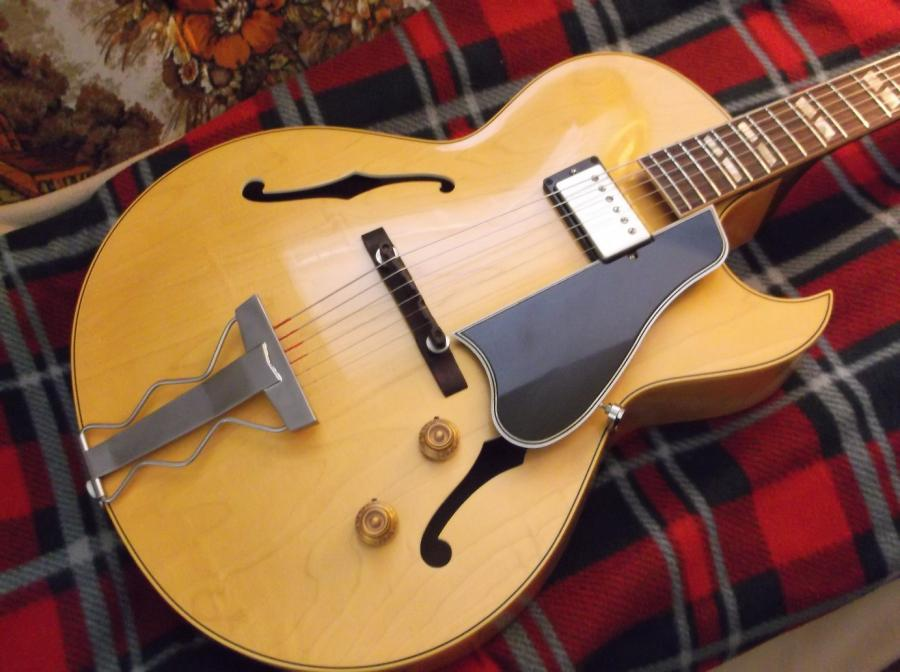 Poll 1 Or 2 Pus On A Gibson Es 175