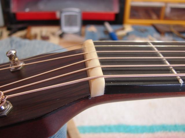 D/'Angelico 058 Einzelsaite Hot Nickel Round Wound E-Gitarre