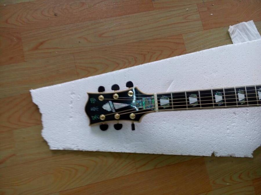NGD Ms Lora/Mr Wu Special Dream Guitar