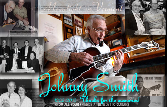 The Benedetto Feel-johnny-smith-1922-2013-news-jpg
