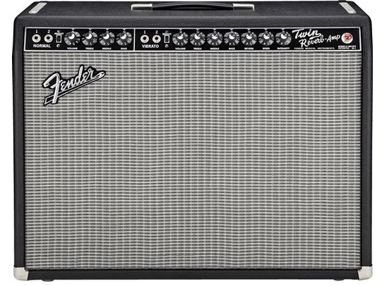 Tube amp question (Fender Twin content)