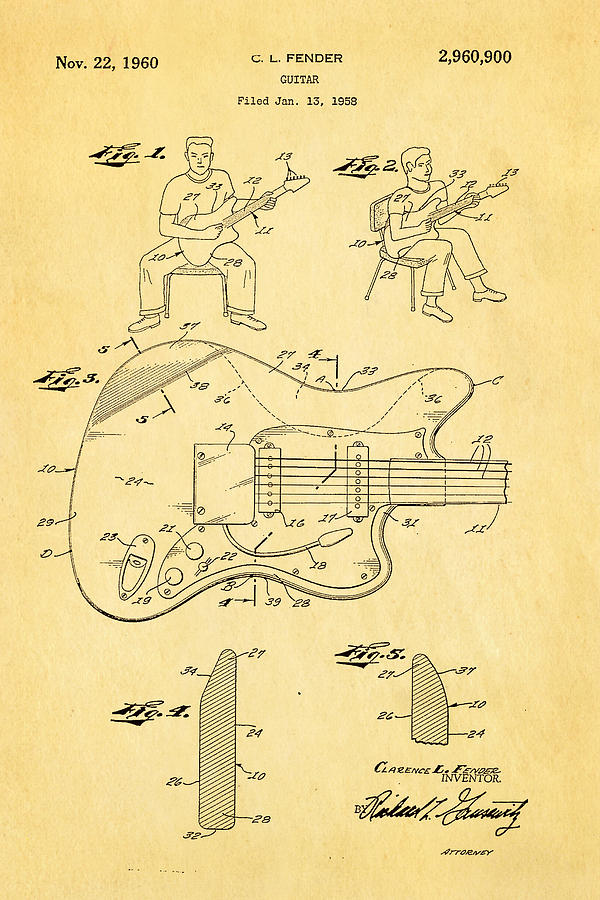Does anybody use a Fender Jazzmaster for jazz?-fender-stratocaster-guitar-patent-art-1960-ian-monk-jpg