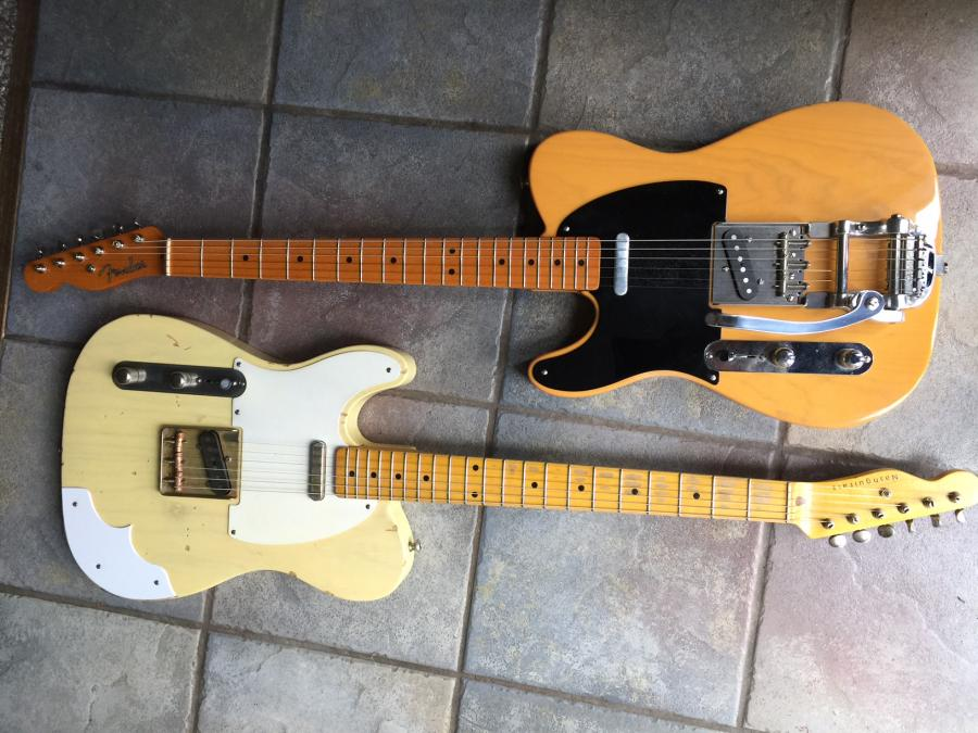Telecaster love thread, no Archtops allowed-two-teles-jpg