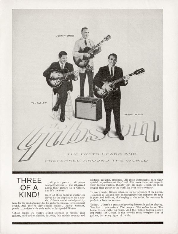 All three decades of the Gibson Johnny Smith-1965gibsonartistacoustics-jpg
