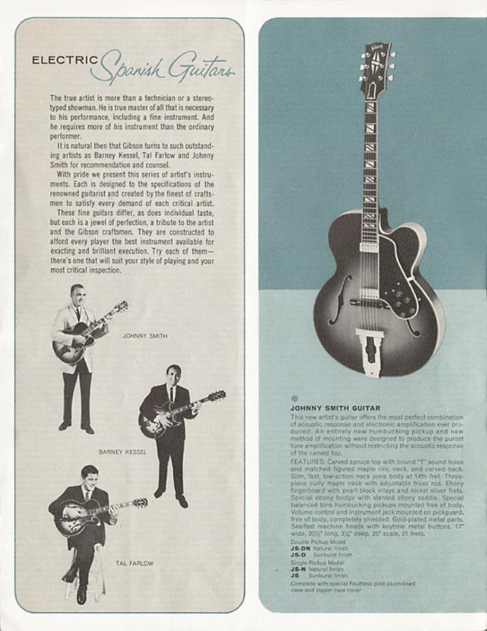 All three decades of the Gibson Johnny Smith-gib63p2-jpg