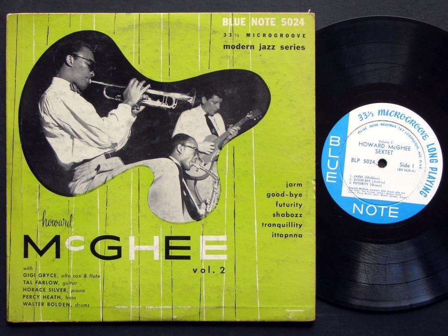 1956/7 Gibson ES-140T - Natural-howard-mcgee-jpg