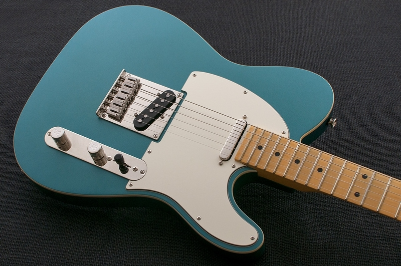 Telecaster love thread, no Archtops allowed - Page 48