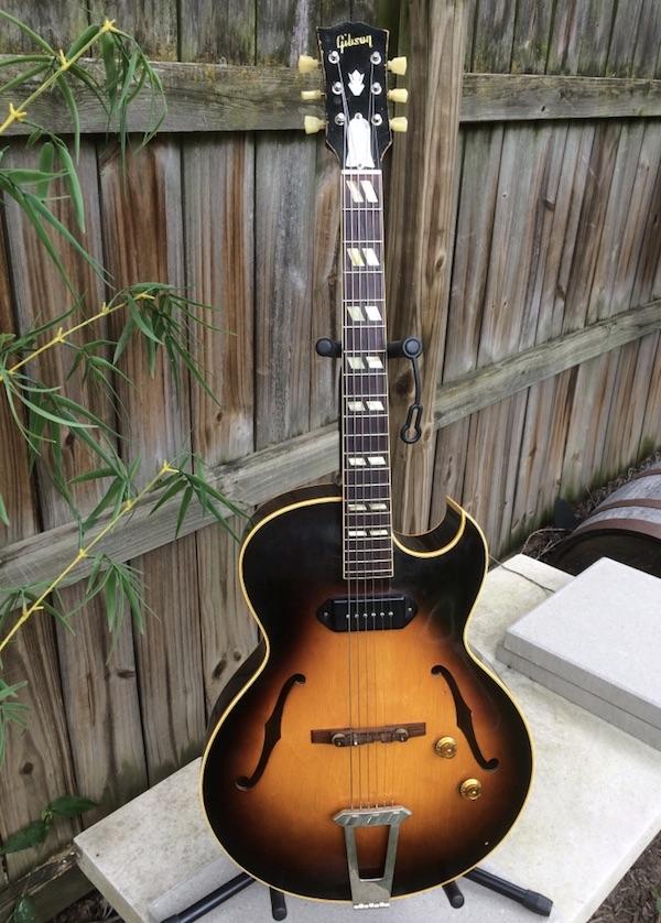1956 Gibson ES 175-front-guitar-2-jpeg