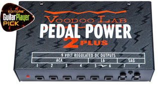 Pedal Board power supply advice