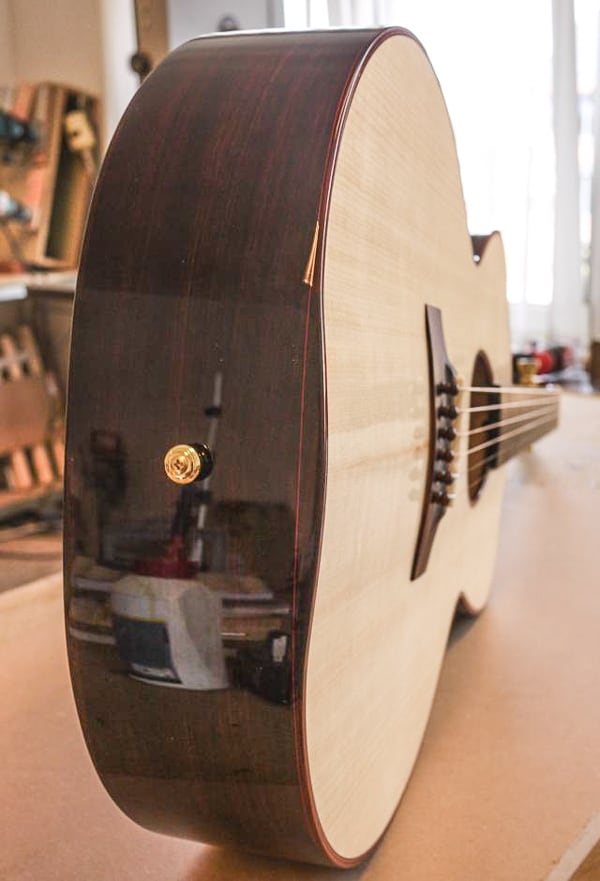 Not Loar, Not Gibson: Merrill and Back-cylinder-top-guitar-jpg