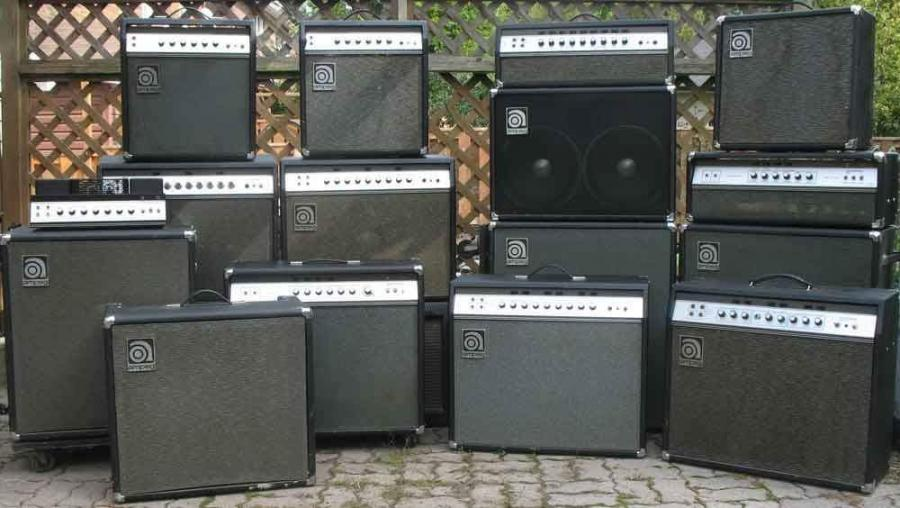 Ampeg Gemini or GS-12R Reverberocket II  ?-few-ampegs-jpg