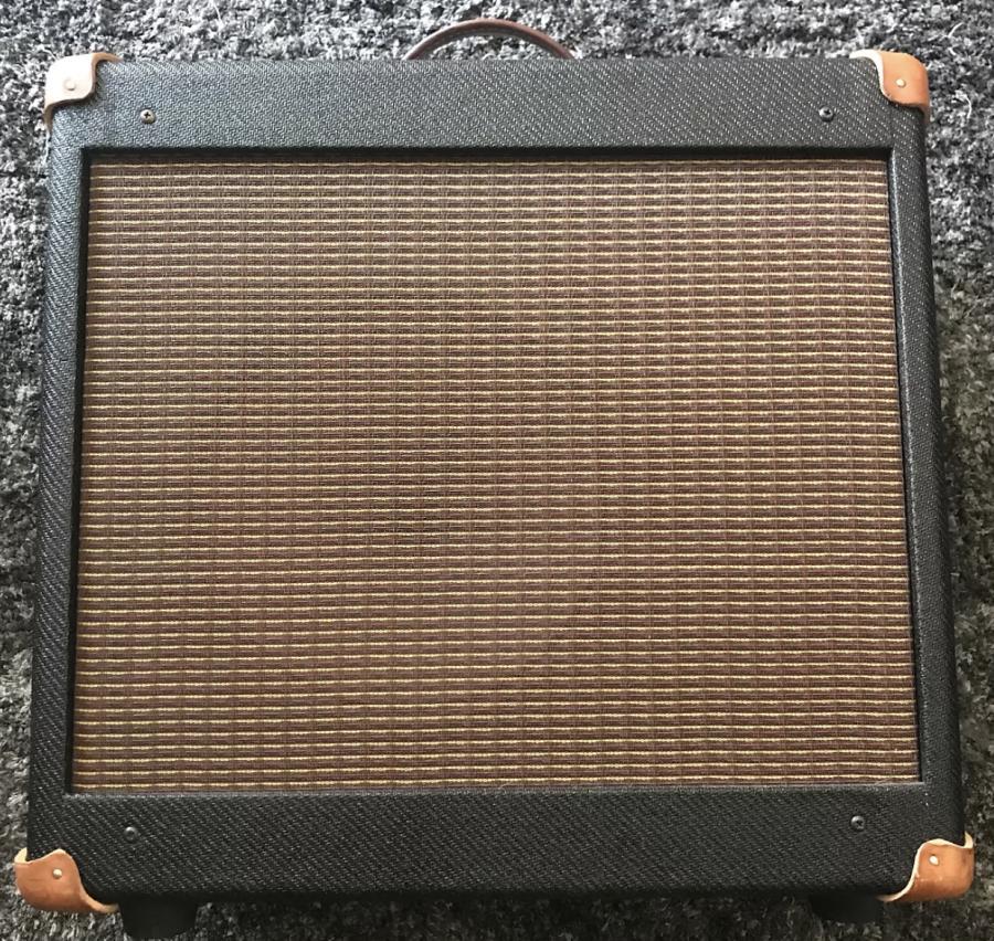 Poor man's Fender tweed amps