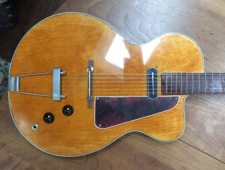 Experiments with archtop tone on the cheap-finishedtop-jpg