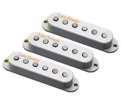 Best clean pickups for strat