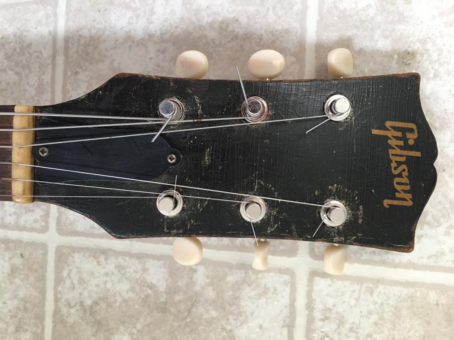 1956/7 Gibson ES-140T - Natural-hdstk-jpg