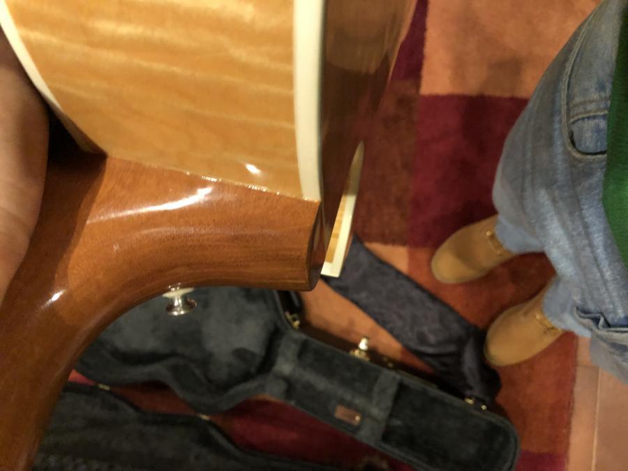Gibson ES-175 - Strap Button Poll-img_9918-jpg