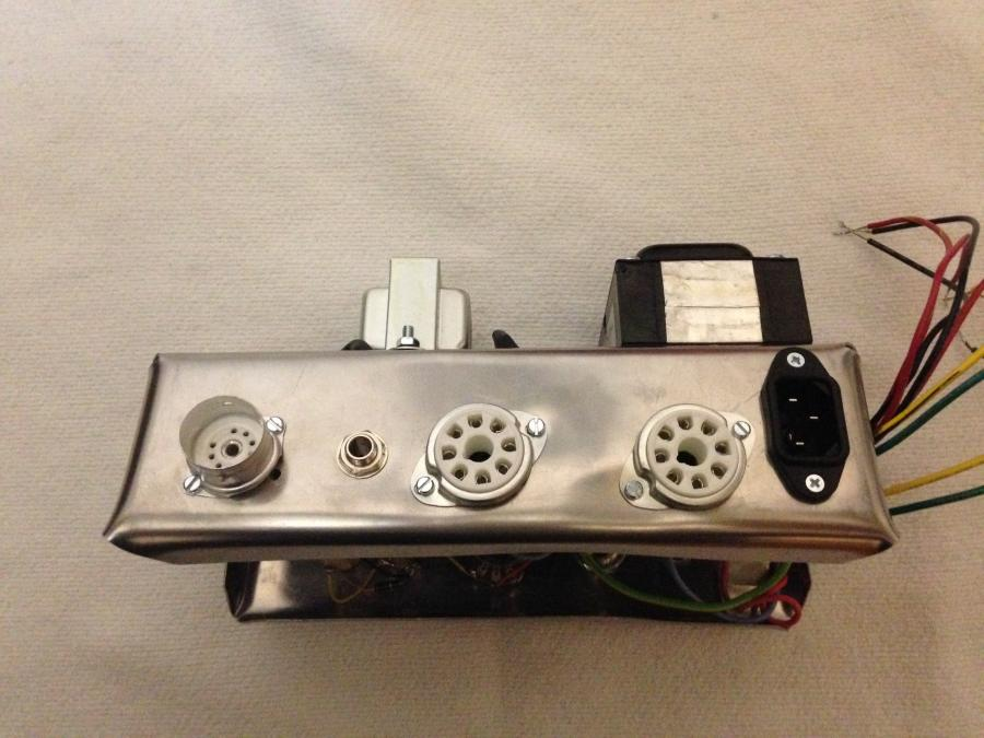 Anyone Built an Amp From a Kit?