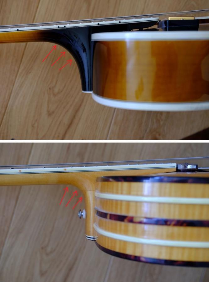 Kenny Burrell's Guitars-dscf4271a-dscf4272a-arrows-jpg