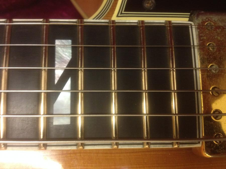 Gibson Johnny Smith - New Frets!!! Now with Videos..-img_0322-jpg