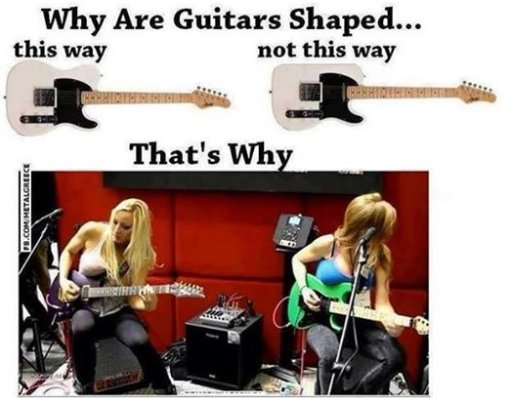 The Difference Between Fender Stratocaster and Telecaster-guitar_shapes-jpg