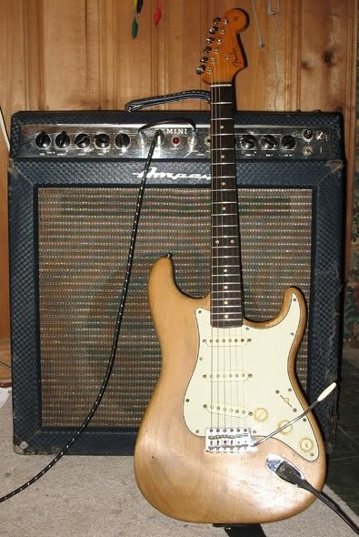 The Strat vs  Tele Difference?