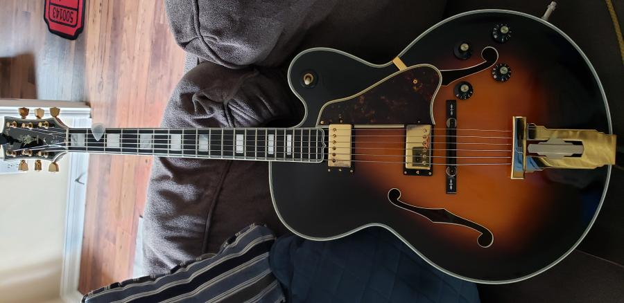 79 L-5 CES Pickguard gassed out causing corrosion.-20190620_144800-jpg