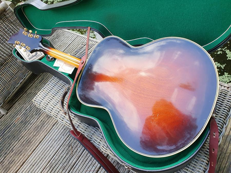 1946 Levin Solist Archtop Strings question-03-jpg