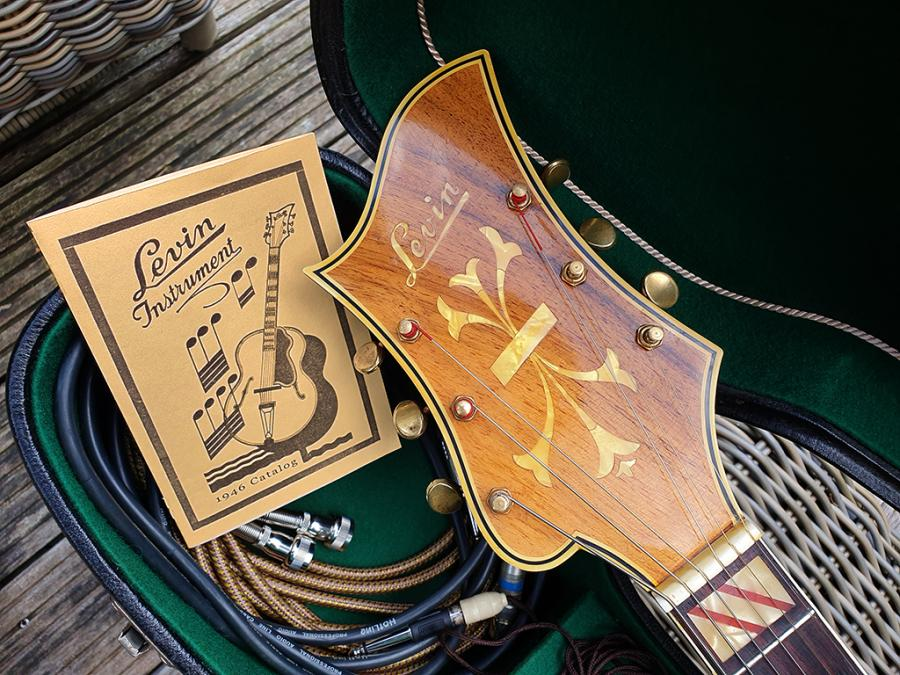 1946 Levin Solist Archtop Strings question-04-jpg