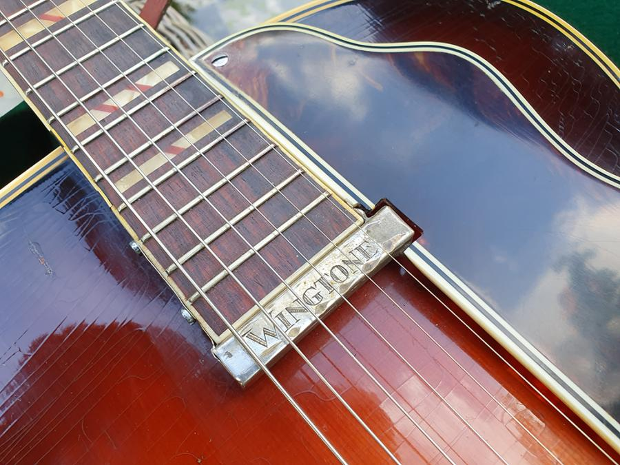 1946 Levin Solist Archtop Strings question-06-jpg