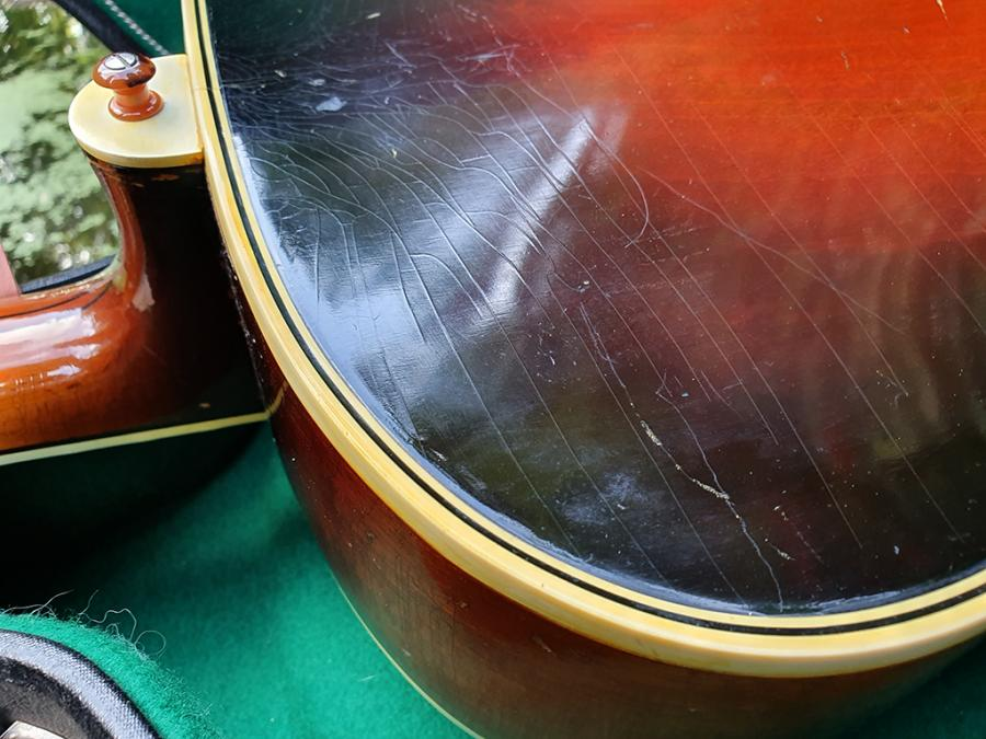 1946 Levin Solist Archtop Strings question-10-jpg