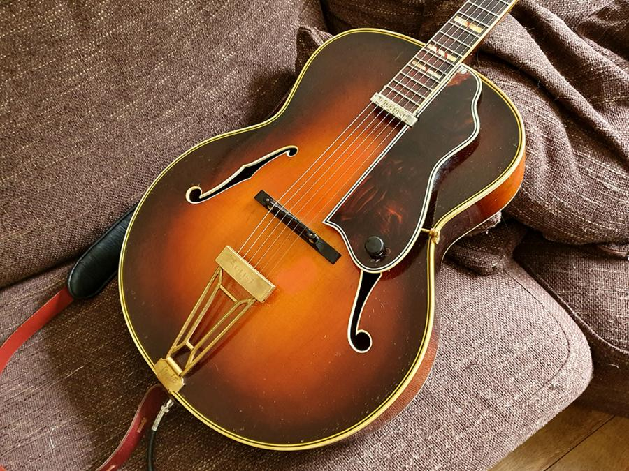 1946 Levin Solist Archtop Strings question-11-jpg