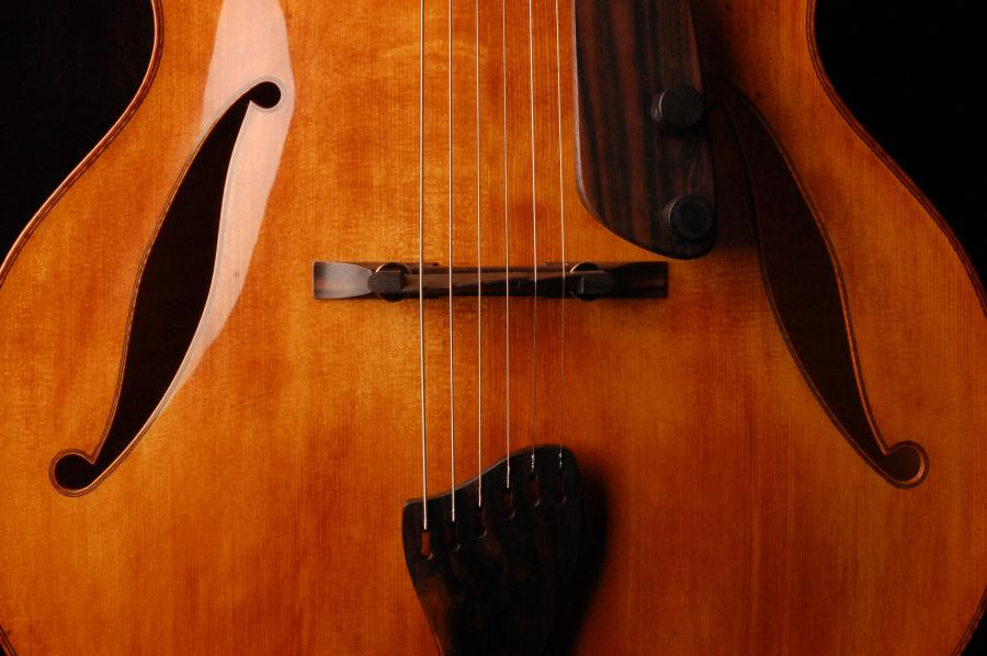 Modern jazz guitars with cello / violin like finish-koentopp-1-jpg