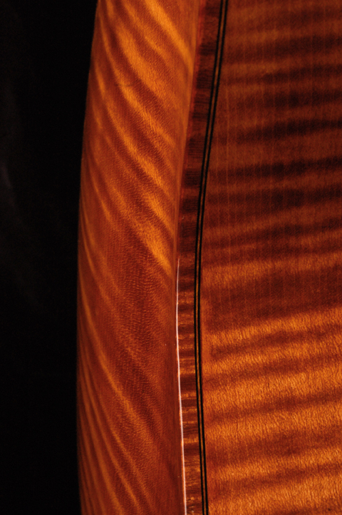 Modern jazz guitars with cello / violin like finish-koentopp-6-jpg
