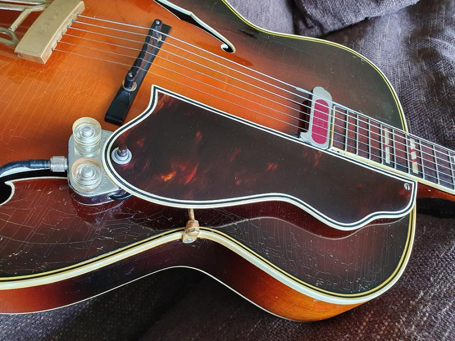 1946 Levin Solist Archtop Strings question-05-jpg
