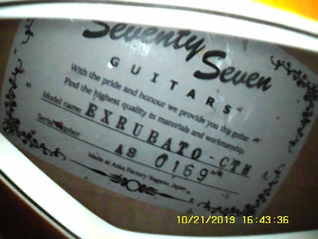 Seventy Seven Exurbato Custom!-f99fef5e-7a74-4616-8f47-d34ad47bf27e-jpeg