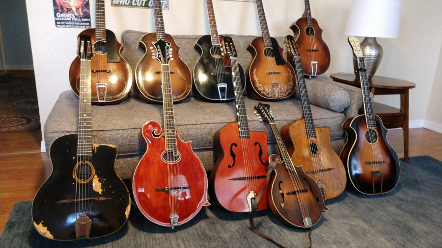 The Current Herd - couch shot-instruments-etc-172-jpg
