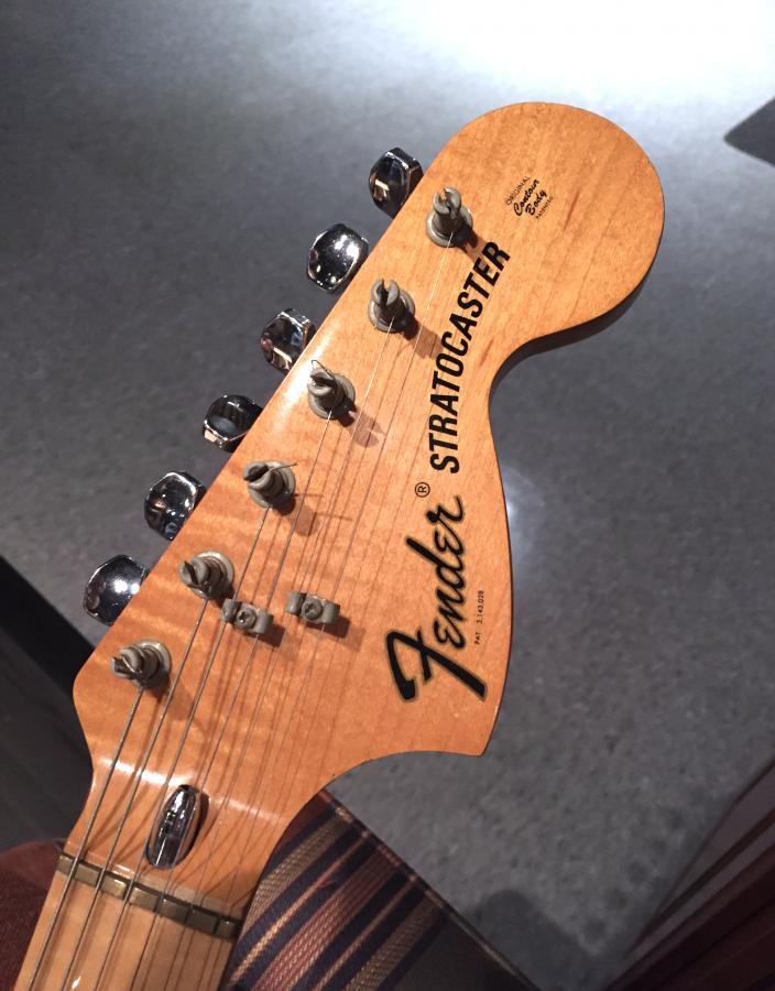 1974 Fender Stratocaster & Silverface Deluxe-2-jpg
