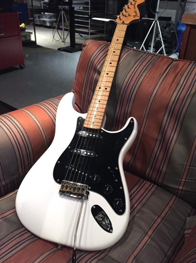 1974 Fender Stratocaster & Silverface Deluxe-3-jpg