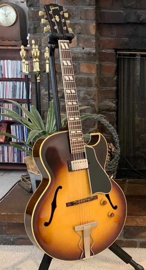 One or Two Pickups on a Gibson ES-175?-es-175-1957-jpg