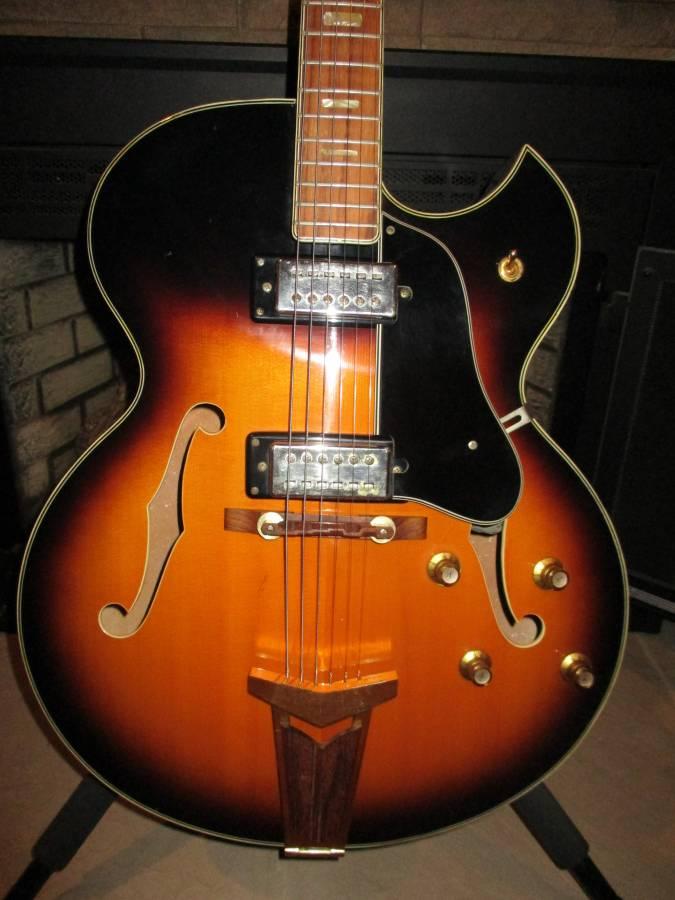 New Ventura V1300 Jazz Guitar- ES-175 Copy-ventura-3-jpg