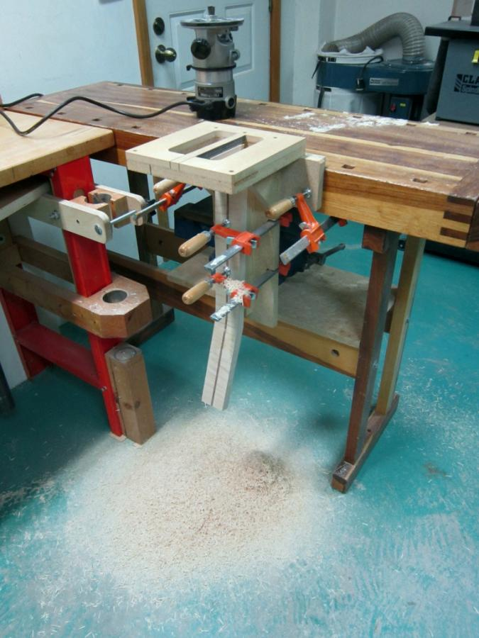 The new CAMPELLONE V1K model begins-campellone_1-shop-picture-sawdust-jpg