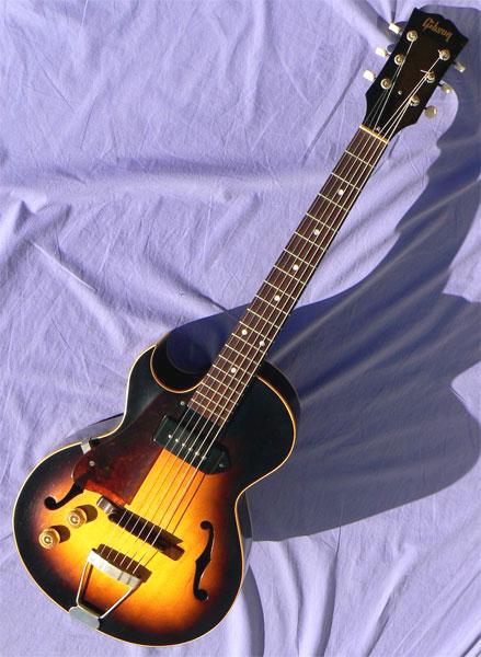 1956/7 Gibson ES-140T - Natural-left-es140-jpg