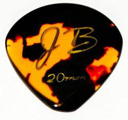 Boutique Pick Reviews (BlueChip, RedBear, V-Picks, etc.)-jb-guitar-picks-jazz-sonic-bevel-jpg